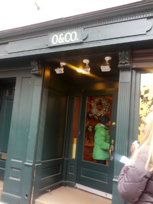 O & Co in New York